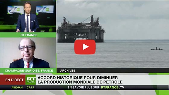 Accord historique Opep