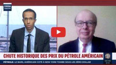petrole americain prix negatif