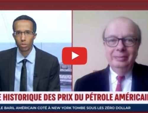 Le pétrole américain en prix négatif ! i24News