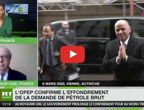 Virus et crise pétrolière – RT France