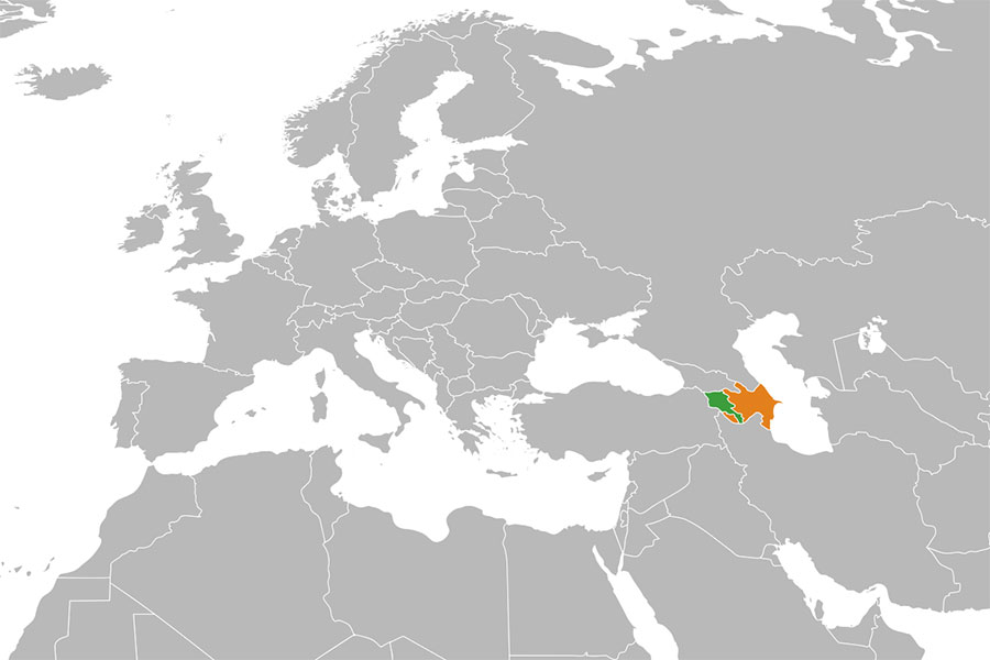 Arménie Azerbaijan conflit