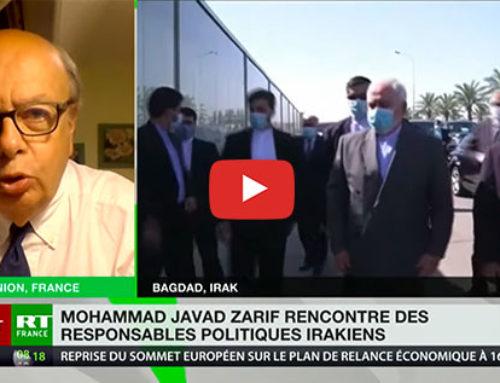 Jeux diplomatiques entre l'Irak, l'Iran, et l'Arabie Saoudite – RT France