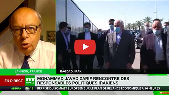 Jeux diplomatiques entre l'Irak, l'Iran, et l'Arabie Saoudite
