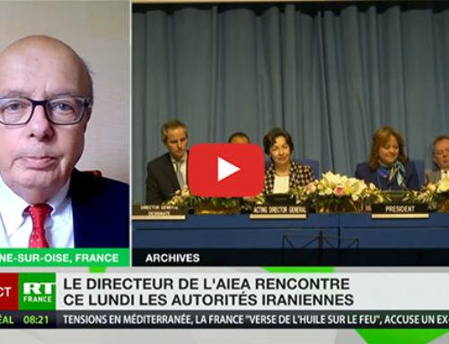Les enjeux de la visite du directeur général de l'AIEA en Iran – RT France