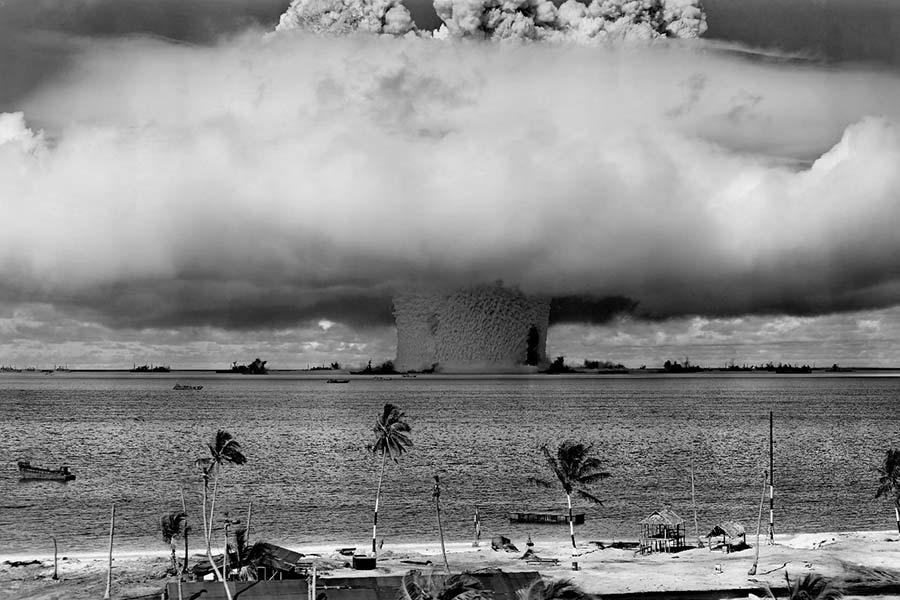 Bombe nucléaire