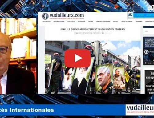 Irak – Iran : le décryptage de l'actualité au Moyen-Orient Pour Vu D'Ailleurs