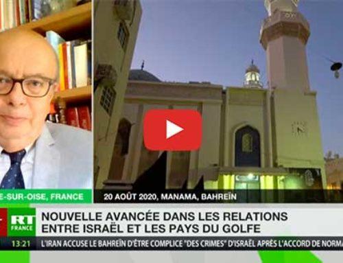 Israël-Bahreïn : «Il faut voir les intérêts américains dans ces accords à l'approche des élections» – RT France