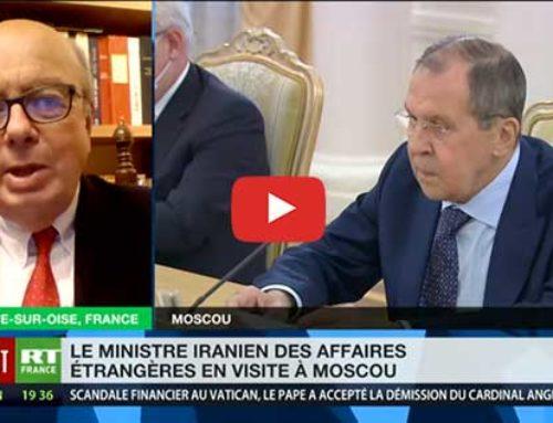 Préservation de l'accord sur le nucléaire iranien : quel rôle pour la Russie ? RT France