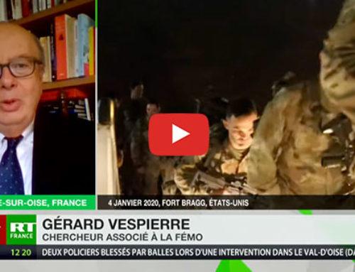 Départ des soldats américains d'Afghanistan : un «défi pour la population et pour l'armée» – RT France