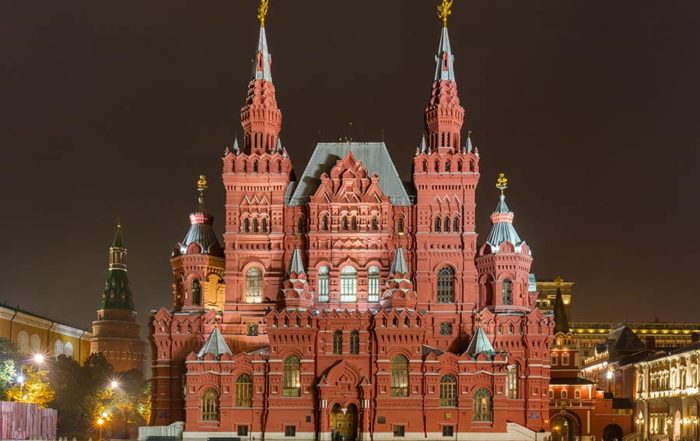photo Moscou