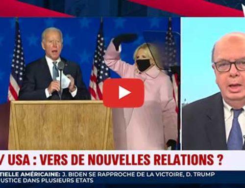 Élections US : Quelle évolution des relations aux Moyen-Orient en cas de victoire de Joe Biden ? i24News