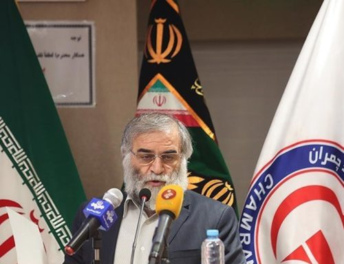 Réplique et conséquences de l'élimination d'un savant atomiste iranien