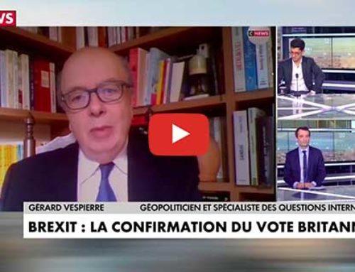 BREXIT : Conséquences de l'accord entre UE et Royaume Uni – CNews