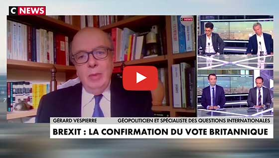 Brexit accord avec l'UE