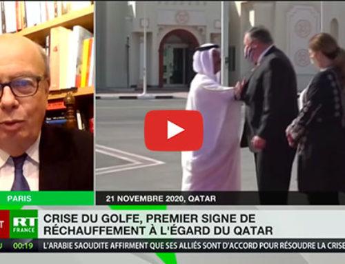 Crise du Golfe : premier signe de réchauffement à l'égard du Qatar – RT France