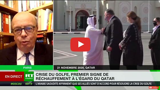 Crise du Golfe : premier signe de réchauffement à l'égard du Qatar