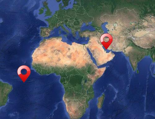Émirats Arabes Unis : une stratégie diplomatique qui va du golfe Persique à l'Atlantique