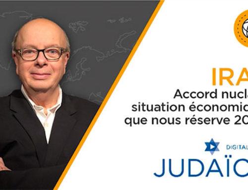 Iran : que nous réserve 2021 ? Radio Judaïca Bruxelles