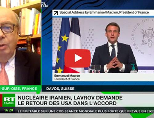 Nucléaire iranien : «Il est peu probable qu'il y ait des avancées avant la présidentielle iranienne» – RT France