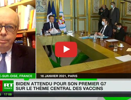 Sommet virtuel du G7 : Il y a une possibilité d'agir rapidement grâce à une entente retrouvée – RT France