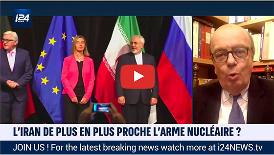 iran arme nucleaire