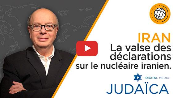 inteview judaica nucléaire en iran