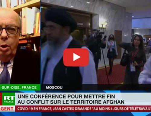 Afghans, Taliban et Américains à Moscou : Un début de début de convergence – RT France