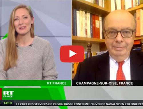 Frappes américaines en Syrie : «La résolution de la crise syrienne se fera politiquement» – RT France