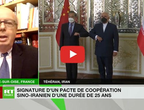 L'Iran et la Chine signent un accord de coopération stratégique et commerciale de 25 ans – RT France