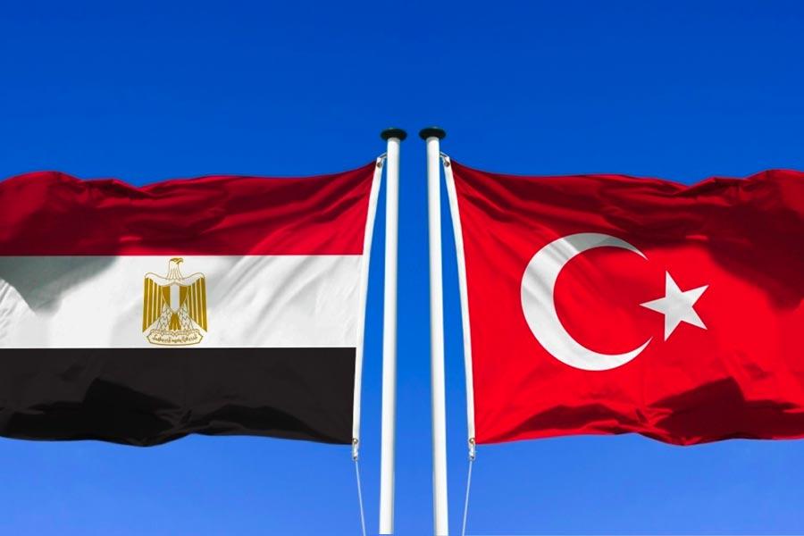 rapprochement egypte et turquie