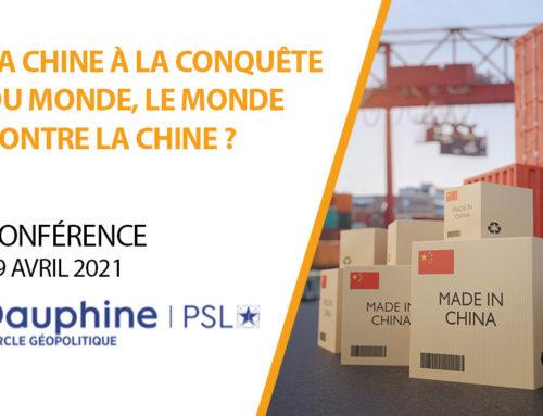 La Chine à la conquête du Monde, Le Monde contre la Chine ?