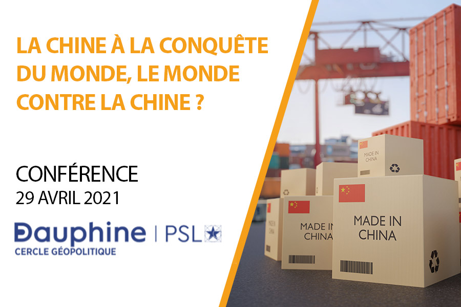 conference chine dauphine
