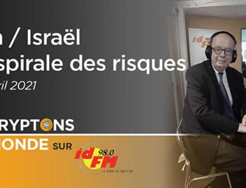 Iran – Israël : la spirale des risques – IDFM98