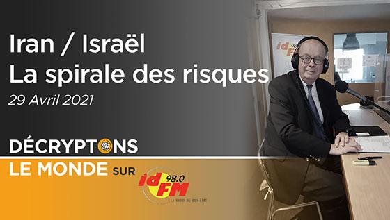 iran israel risques