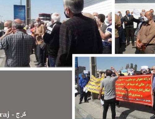 Iran  : « Le régime ne tiendra pas un an »