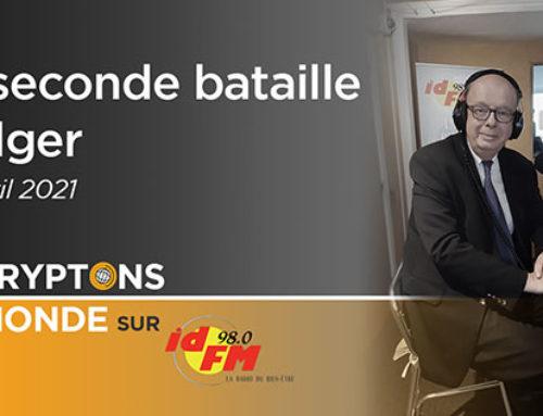 La seconde bataille d'Alger – IDFM 98