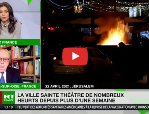 Tensions à Jérusalem : le résultat de l'émiettement politique israélien ? RT France