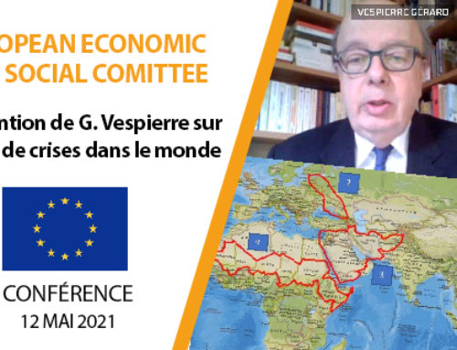 Conférence – European Economic and Social Comittee (EESC)