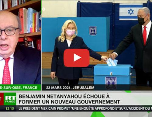 Israël : Le Likoud est dans une phase descendante – RT France