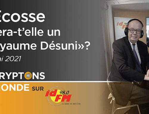 L'Ecosse créera-t-elle un «Royaume Désuni» – IDFM98