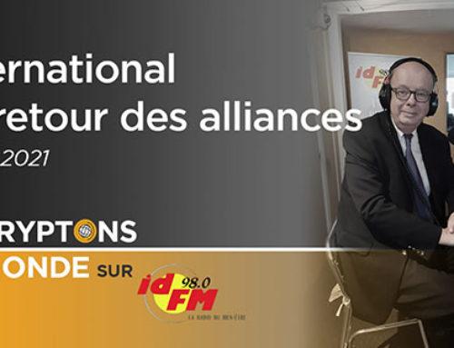 International : Le retour des alliances – IDFM98