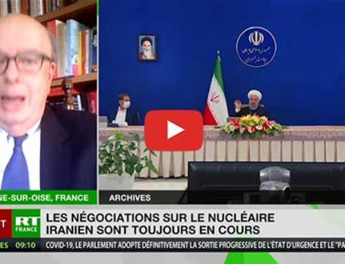 Nucléaire iranien : «Quelques échos d'avancées, mais rien de concret pour le moment» RT France