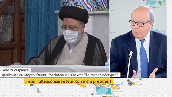 Iran éléections ou validation présidentielle
