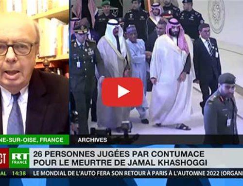 Rencontre Blinken – ben Salmane : procès des assassins de Khashoggi – RT France
