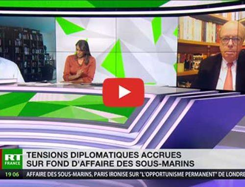 Affaire des sous-marins : quelles conséquences pour les relations franco-américaines ? RT France