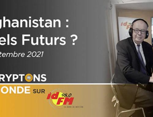 Afghanistan : quels futurs ? IDFM98
