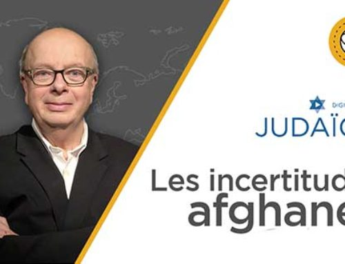 Afghanistan : les incertitudes – Radio Judaïca Bruxelles