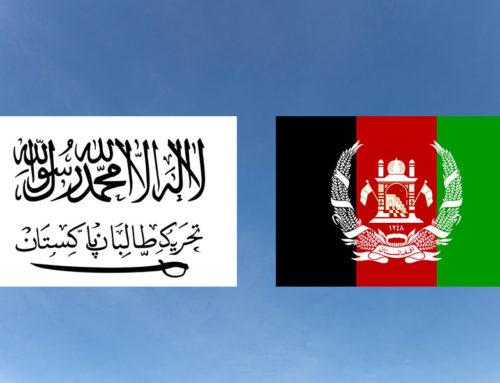 Afghanistan : le choc des drapeaux