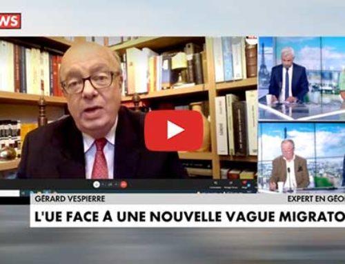 L'Union européenne face à une nouvelle vague migratoire ? CNews