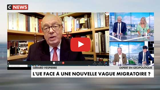Union Européenne nouvelle vague migratoire